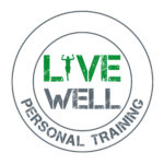 Live Well Personal logo eroded