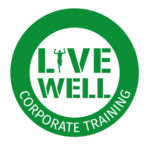 Live Well Corporate logo blocked